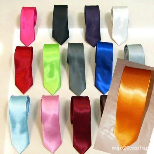Pozostałe Krawat damski śledzik