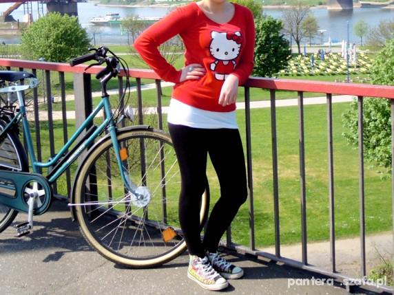 Sportowe Wycieczka rowerowa