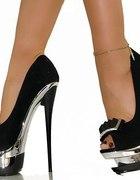 Piękne buty na plaformie...
