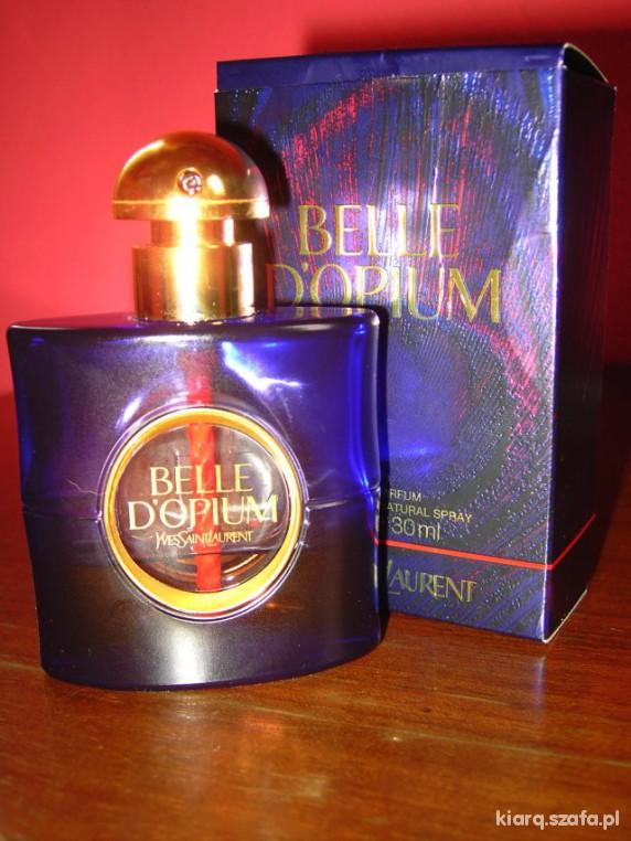 Belle D Opium YSLaurent