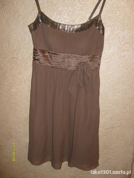Suknie i sukienki Piękna zwiewna