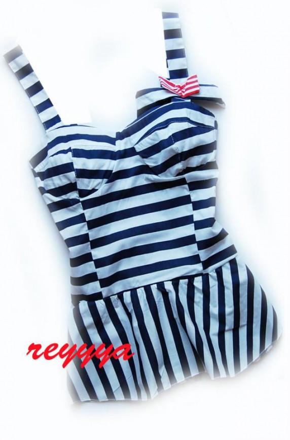 Mój styl mój letni marynarski zestawik