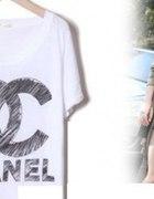 koszulka chanel