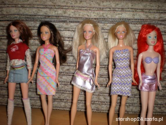 Zabawki Lalki Barbie