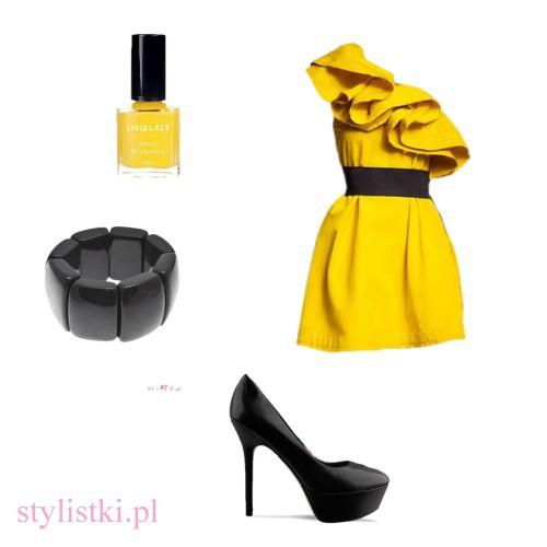 Eleganckie Yellow juice