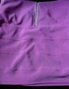 Spódnica bandaż Top Shop wrzosowa Zip