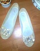 balerinki open toe