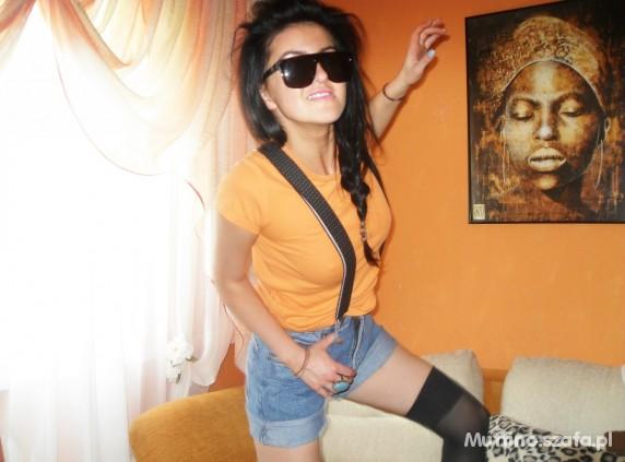 Mój styl Orange STOP