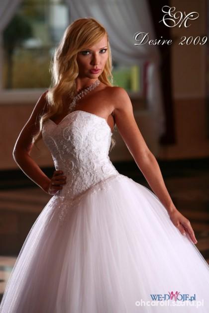 Wymarzona suknia ślubna...