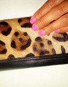 TopShop leopard...