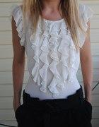 biala bluzeczka