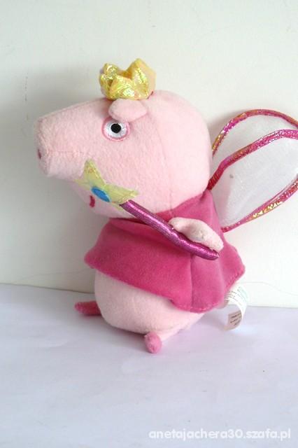 Zabawki PEPPA PIG interaktywna
