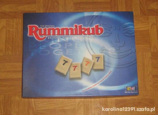 Zabawki Nowa gra Rummikob dla całej rodziny