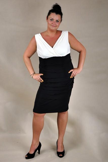 f5233de556 Kusząca sukienka dla puszystej Apulia 42 do 50 w Suknie i sukienki ...