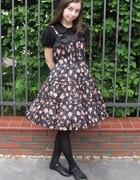 Gorhic Lolita Floral