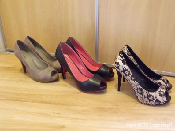 Czółenka buty buty