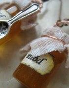 Kolczyki słoiczki miodu