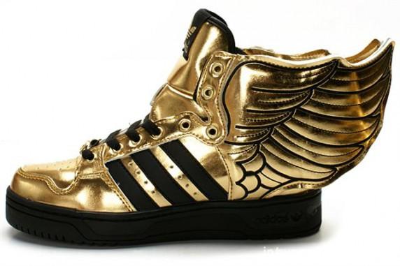buty nike ze skrzydłami