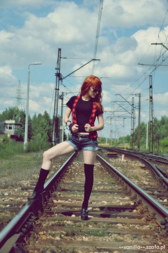 Mój styl Punkowo