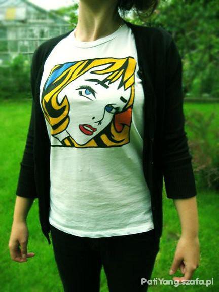 Vintage Roy Lichtenstein