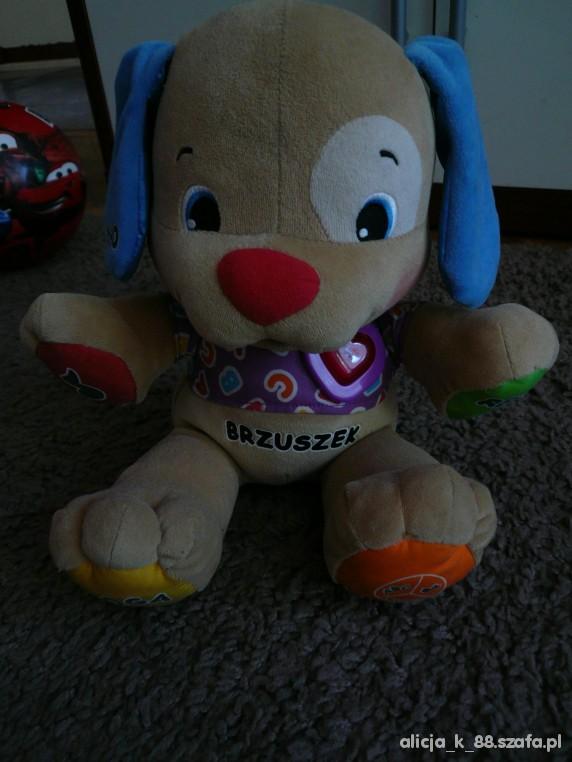 Zabawki Szczeniaczek uczniaczek Fisher Price