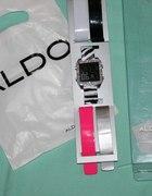 ALDO zegarek zeberka fluo diamenty TOPSHOP look