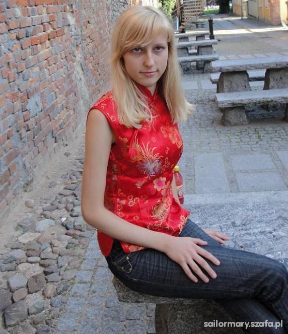 Eleganckie Chińska