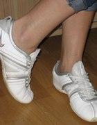 Adidasy nike 38 białe tenisówki trampki sportowe