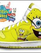 NIKE SpongeBob i Ciasteczkowy Potwór