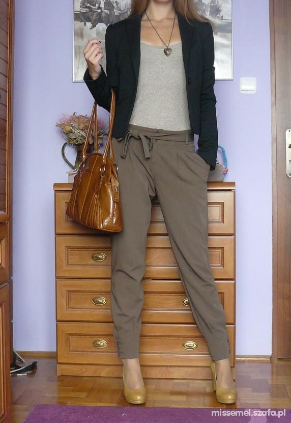 Eleganckie Niech odpoczną jeansy