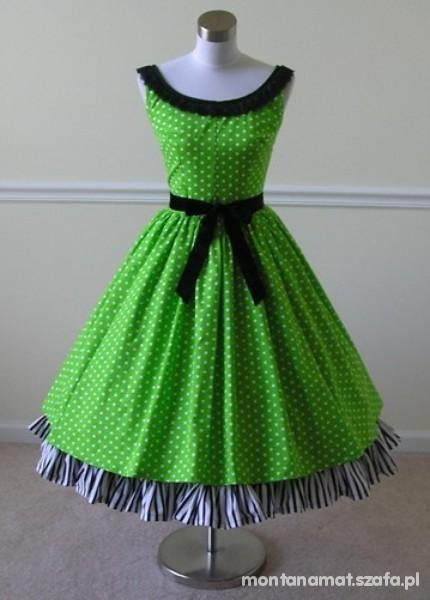 Bajkowa sukienka