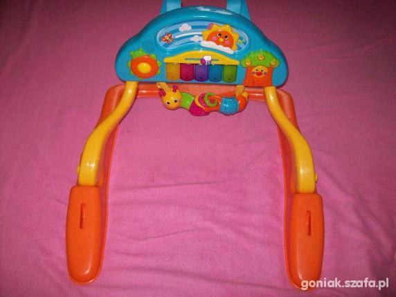 Zabawki Stojak gimnastyczny zdejmowany panel