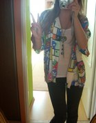Retro koszula z szafy mamy