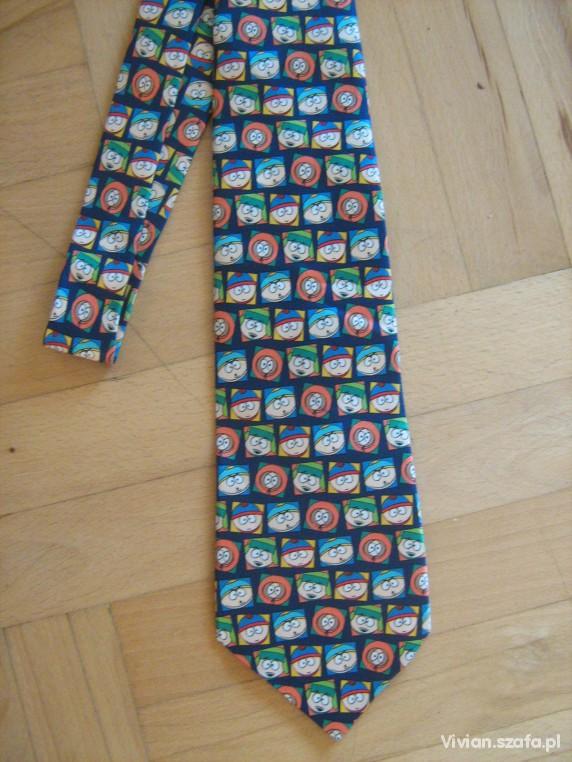 Pozostałe Genialny krawat South Park