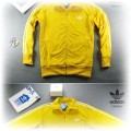 bluza zółta adidas