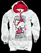 Rozm. S #441 BERSHKA rewelacyjna bluza Hello Kitty!