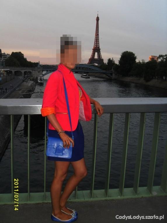Mój styl Paryz lipiec