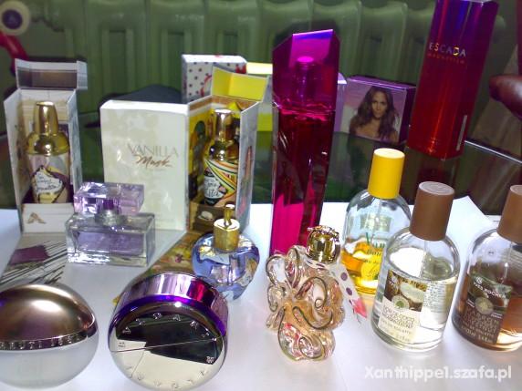Mój mały zestawik perfum