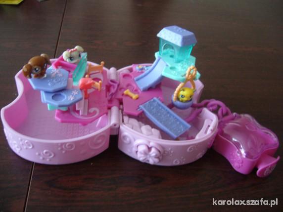 Zabawki Littlest Pet Shop mini domek
