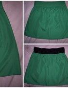 ZARA mint green skirt...