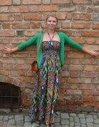 Maxi dress w moim wydaniu