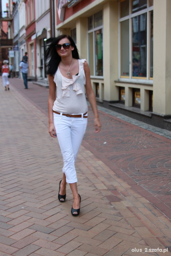Eleganckie wypad na spacer