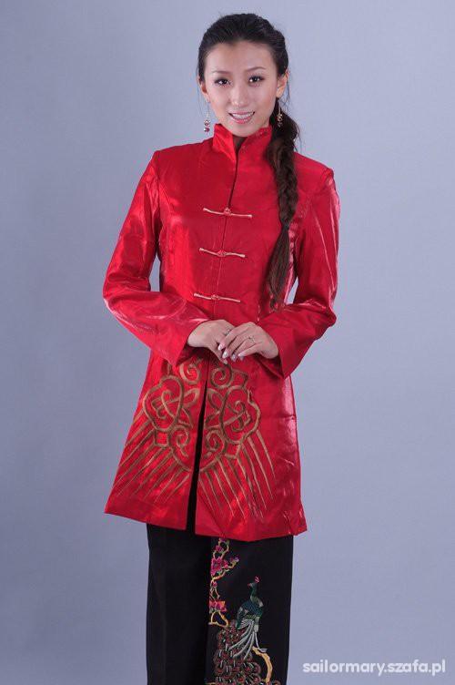 Chiński żakiet