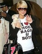 tshirt I love shoes bags and boys...