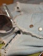 Jeansowe spodenki 3 zestawy