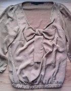 Bluzka z kokardą Zara...