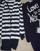 ulubione LONG sweterki
