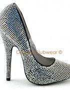 Cyrkoniowe high heels