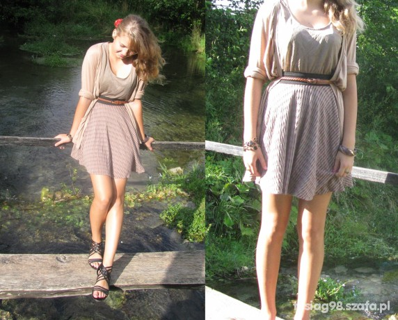 Eleganckie Outfit I