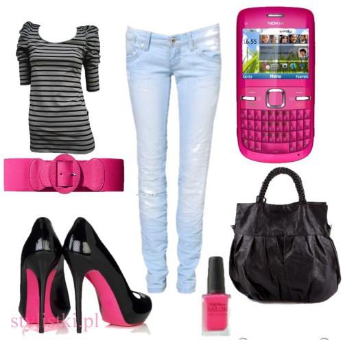 Mój styl rózowo